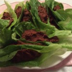 Romaine Burritos by Rosanne