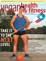 Vegan Health & Fitness Magazine Summer 2014