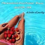WFF Hawaii Strawberry Shot