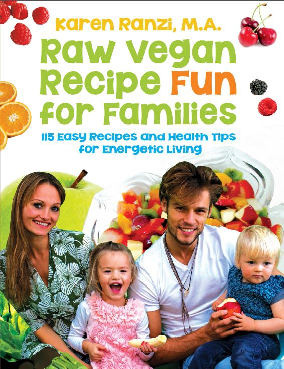 Raw Vegan Recipe Fun for Families