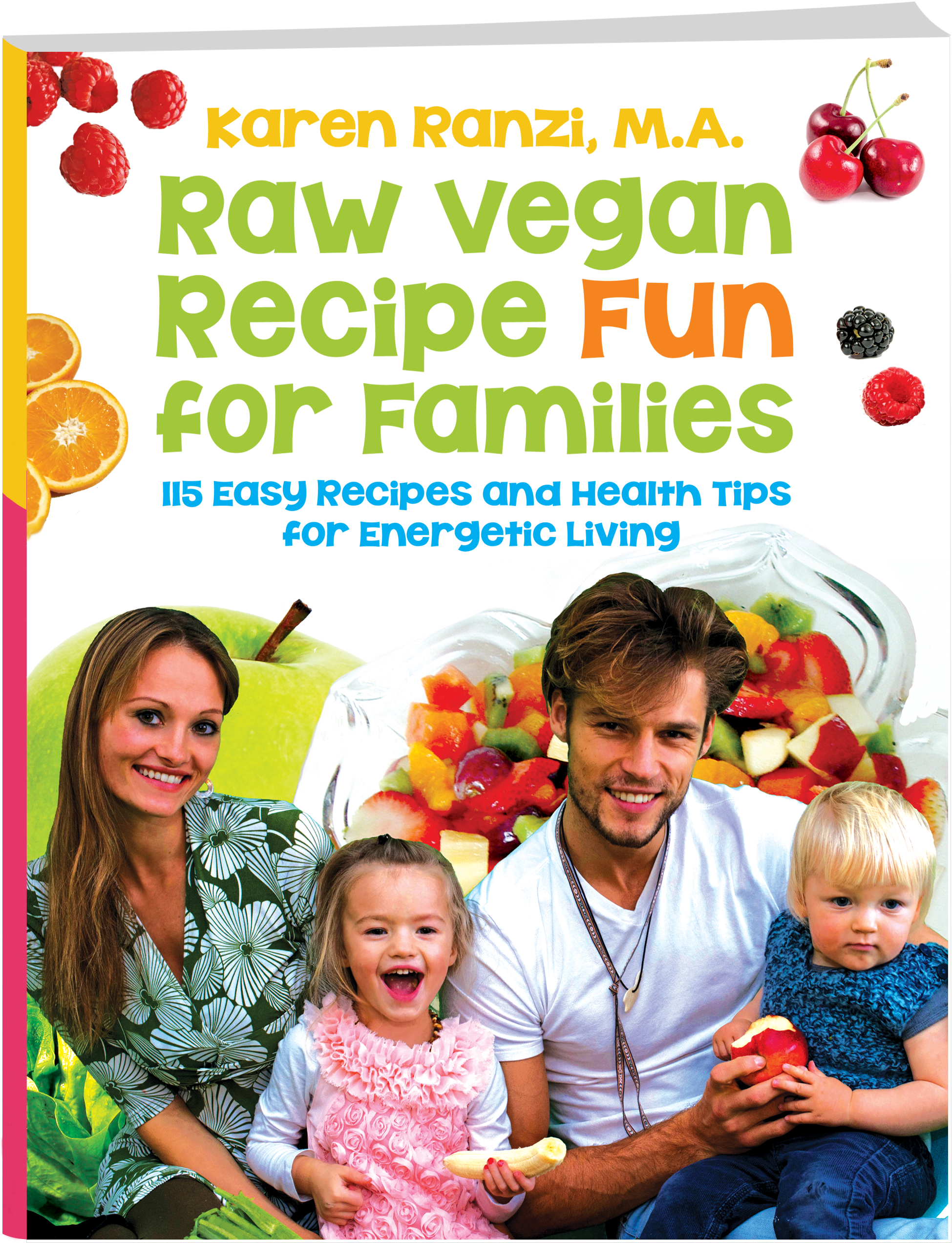 RawVeganRecipeFunforFamilies