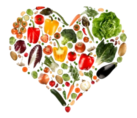 healthy fruits and vegetables for kids heart healthy fruit