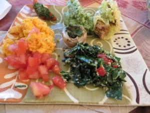 Raw Food Challenge Food Dish #2 2013