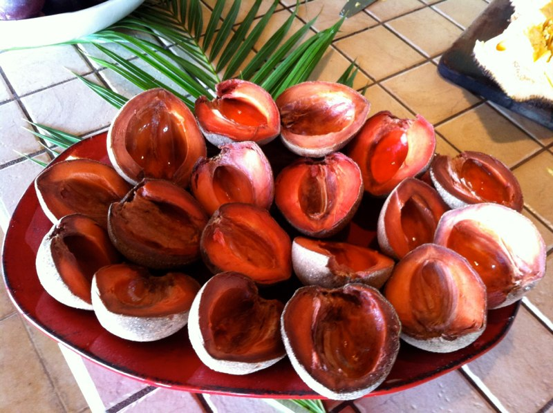 mamey sapote how to eat