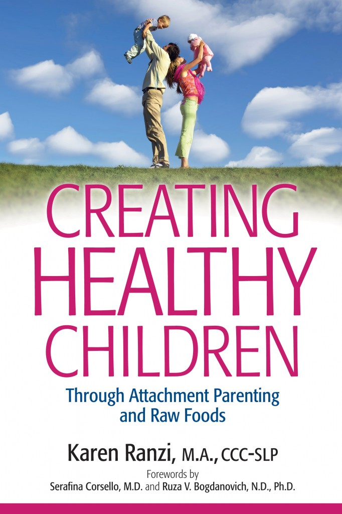 Cover of Creating Healthy Children