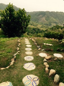 love raw food retreat finca de vida