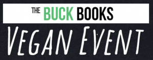 buckbooks vegan event